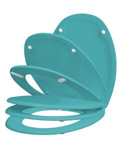 Serenity 2 WC-Bril Turquoise
